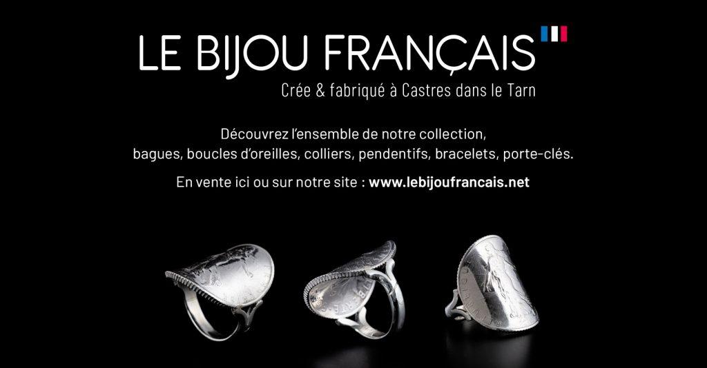 Le bijou Français créateur de bijou en argent à Castres dans le Tarn.